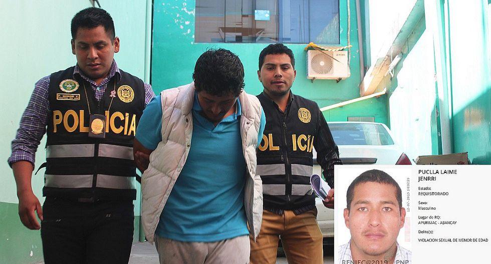 Colaborador eficaz cobrará recompensa de S/ 20 mil por captura de violador