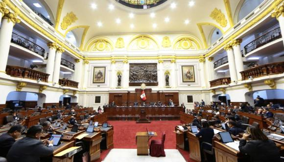 Los parlamentarios fueron elegidos en enero del 2020. (Foto: Andina)