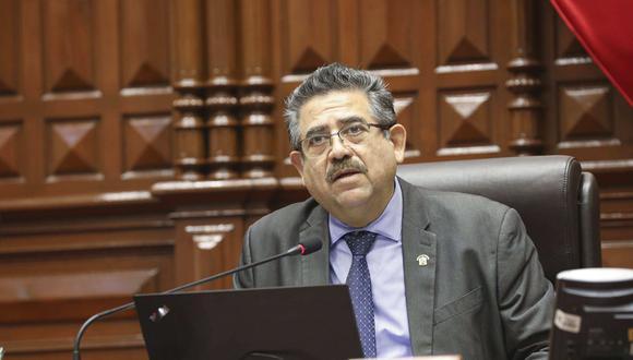 """Congresista acusó a Vizcarra de """"ser una persona sucia que genera mucha desconfianza en los hechos"""" y que solo piensa en """"brujerías"""". (Foto: Andina)"""