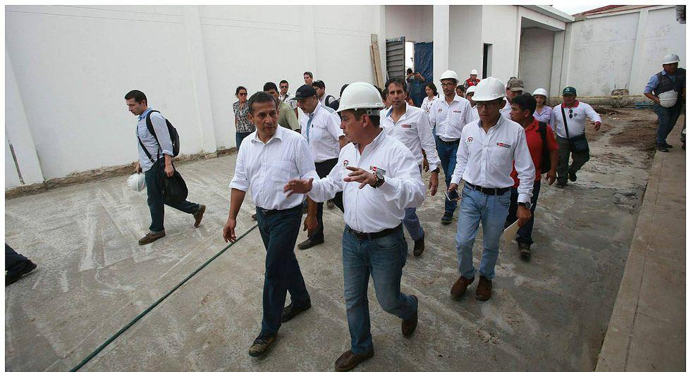 Iquitos: Ollanta Humala entrega las primeras 200 viviendas en Belén