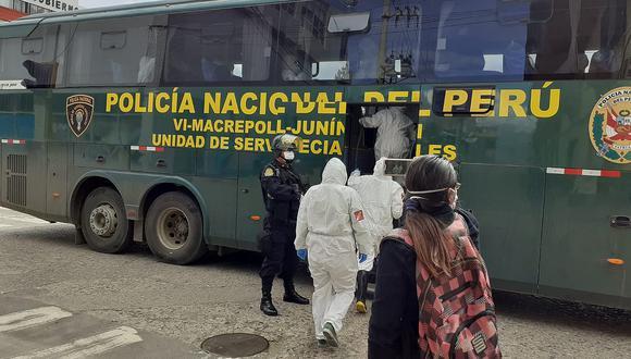 Detienen a Vladimir Cerrón y militantes de Perú Libre por violar aislamiento social