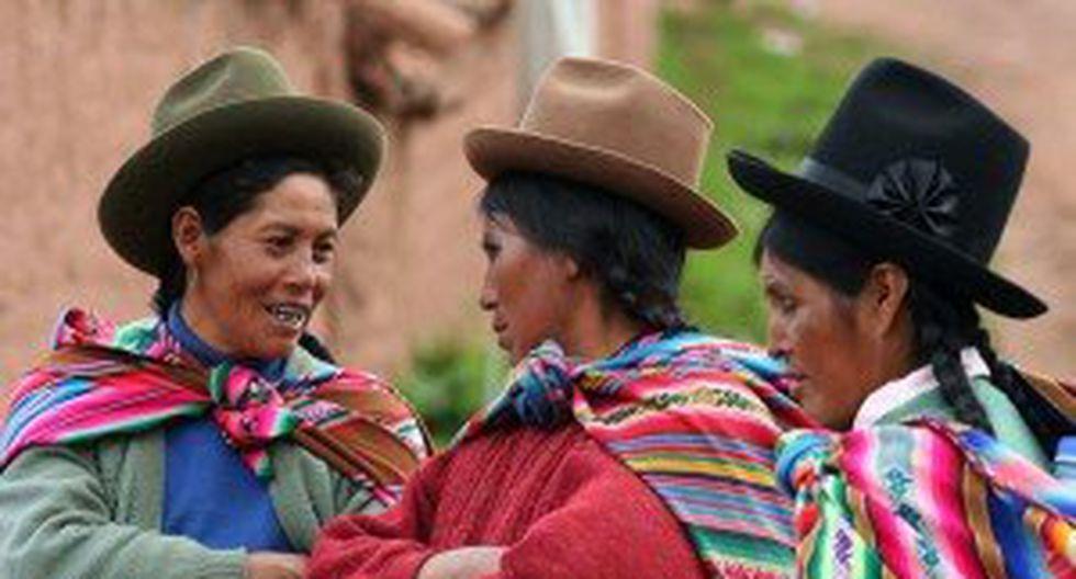 Las lenguas originarias se pierden con la modernidad