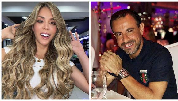 Sheyla Rojas y Fidelio Cavalli se conocieron gracias a Instagram (Foto: Sheyla Rojas y Fidelio Cavalli/ Instagram)