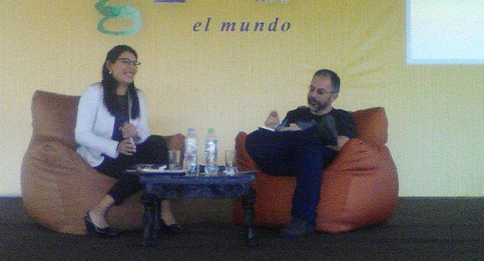 """Enrique Planas sobre Hay Festival: """"Es toda una ciudad alrededor del pensamiento"""""""