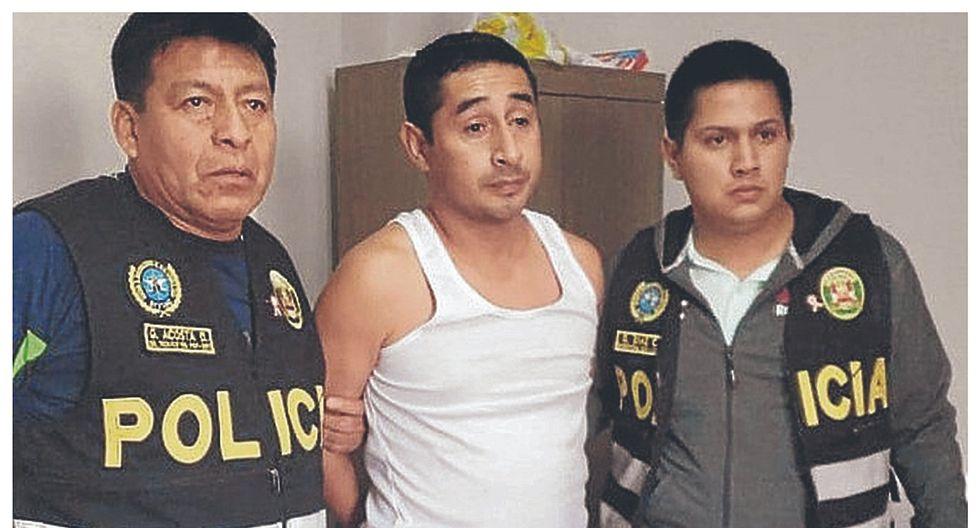 Jueza ordena encarcelar a exfuncionario que recogía las coimas para David Cornejo