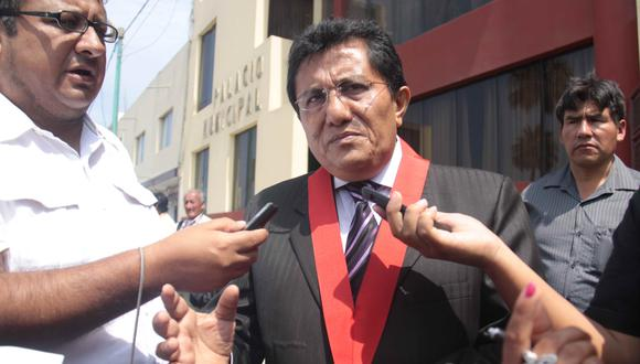 """Expresidente de Corte del Santa califica de """"refrito"""" investigación de la Ocma"""