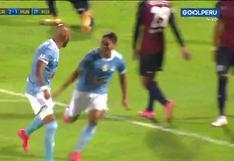 Sporting Cristal vs. Municipal: Marcos Riquelme anotó doblete y liquidó triunfo 3-1 celeste (VIDEO)