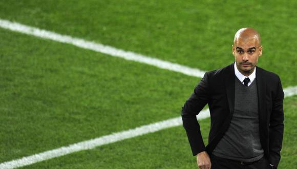 Josep, el 'Pep', Guardiola es el nuevo entrenador de Claudio Pizarro