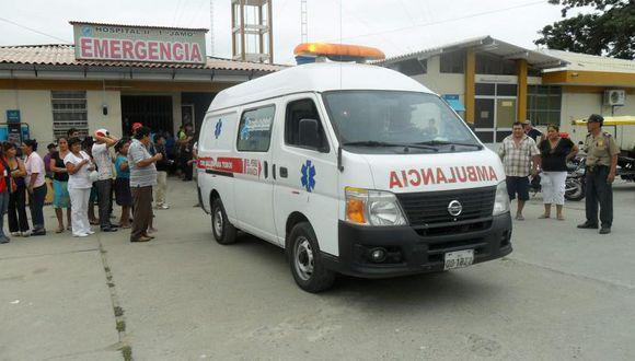 Cusco: bombero queda grave tras estallar extintor que maniobraba (Foto archivo)