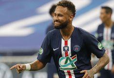 Neymar y Keylor Navas juegan a ser malabaristas en Francia (VIDEO)