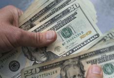 Tipo de cambio: Dólar en Perú hoy abre con S/ 3.69