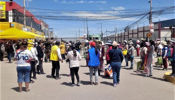 Lunes y martes la  plataforma de Río Seco estará cerrada