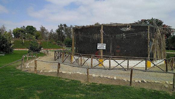 Bosque municipal no cuenta con su terreno saneado