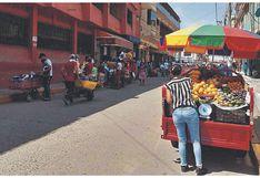 Ambulantes vuelven a tomar las calles del centro de Tumbes