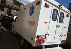 Luego de más de tres años ambulancia de Querco volverá a trasladar pacientes