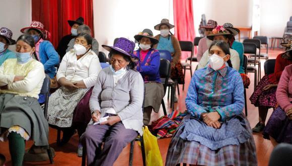 El Ministerio Público ha presentado una denuncia formal contra Alberto Fujimori y sus exministros de Salud Eduardo Yong, Marino Costa Bauer y Alejandro Aguinaga, entre otros exfuncionarios, por el caso de las esterilizaciones forzadas. (Foto: Demus)