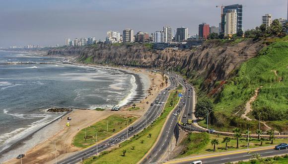 Photo Taken In Peru, Lima
