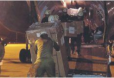 Gobierno Regional de Tumbes recibe 3 ventiladores y 5 mil pruebas moleculares