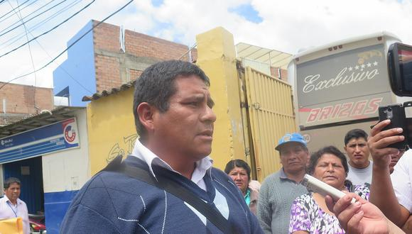 Se frustra reunión entre ministro y dirigentes agrarios de Huánuco