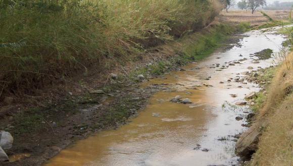 Un río desaparece completamente de la noche a la mañana en México