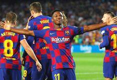 Barcelona pone este millonario 'candado' a Ansu Fati (VIDEO)