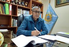 Huancavelica: Fiscal anticorrupción pide cárcel para alcalde