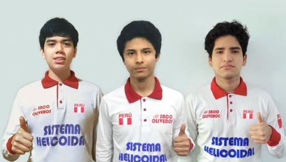 Perú se corona campeón iberoamericano de Biología.