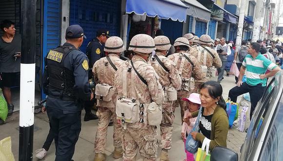 Estado de emergencia: Al menos 2 mil reservistas serán convocados en Arequipa