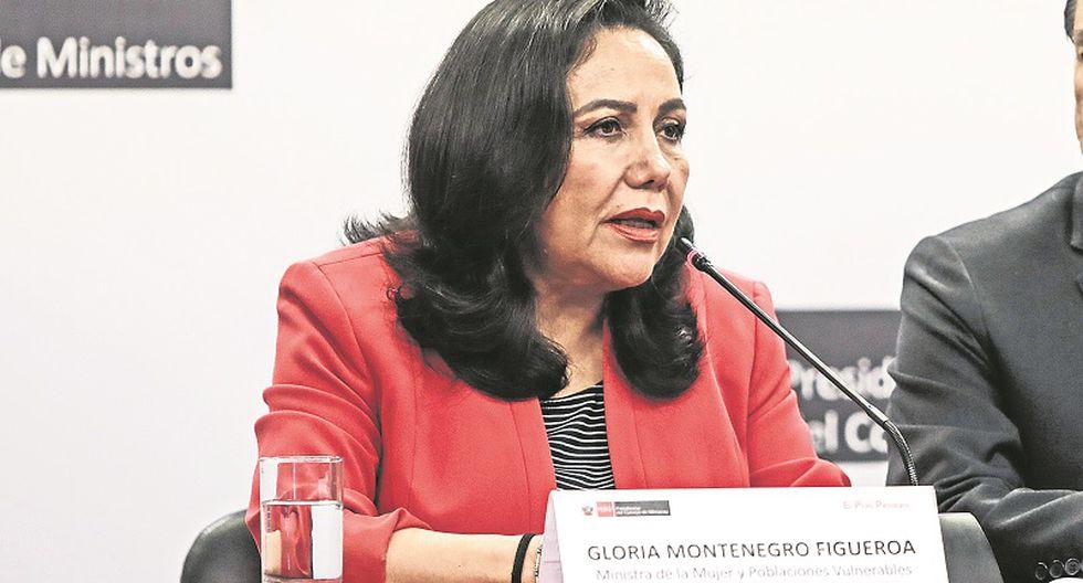 Gloria Montenegro (Foto: Ángela Ponce)