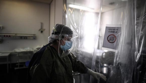 Argentina registró este domingo 11.394 nuevos casos del coronavirus. (Foto: EFE/Juan Ignacio Roncoroni)