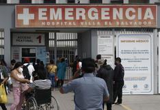 Minsa: Aumenta a 14 839 el número de pacientes hospitalizados por COVID-19