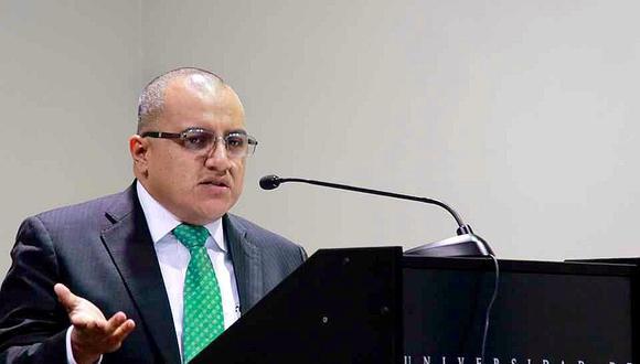 César Candela: Comisión Permanente solo podrá hacer control de Decretos Urgencia