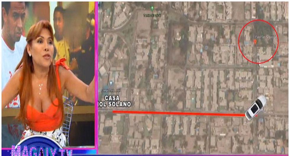 Nolberto Solano: revelan a qué distancia está su casa de la reunión donde fue intervenido. (Foto: ATV)