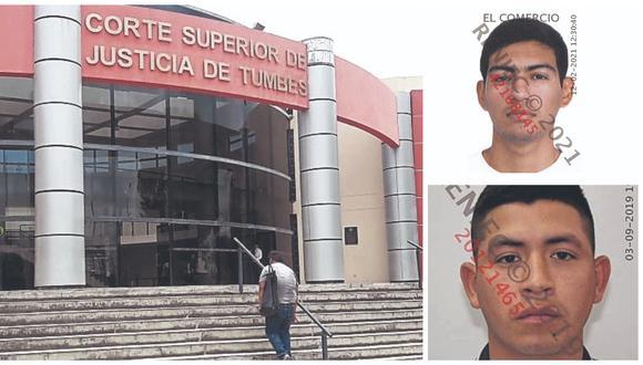José Díaz Vallejos y Luis Toro Chávez fueron condenados a seis años de pena privativa de la libertad por el delito de cohecho pasivo propio.