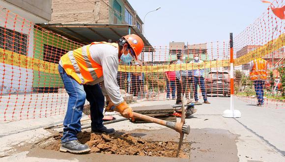 La construcción de la red de gas natural en Chaclacayo es parte de la masififación del recurso que lleva a cabo Cálidda en Lima y Callao. (Foto: GEC)