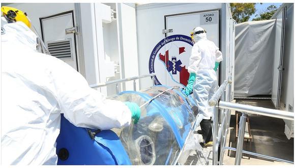 Reportan 36 muertos por COVID-19 y casos de contagios alcanzó los 30,234