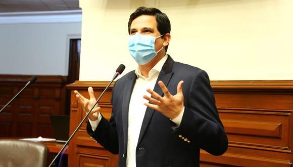 Vocero apepista discrepa con la comisión de Reforma de Pensiones que dirige Carmen Omonte . (Foto: Andina)