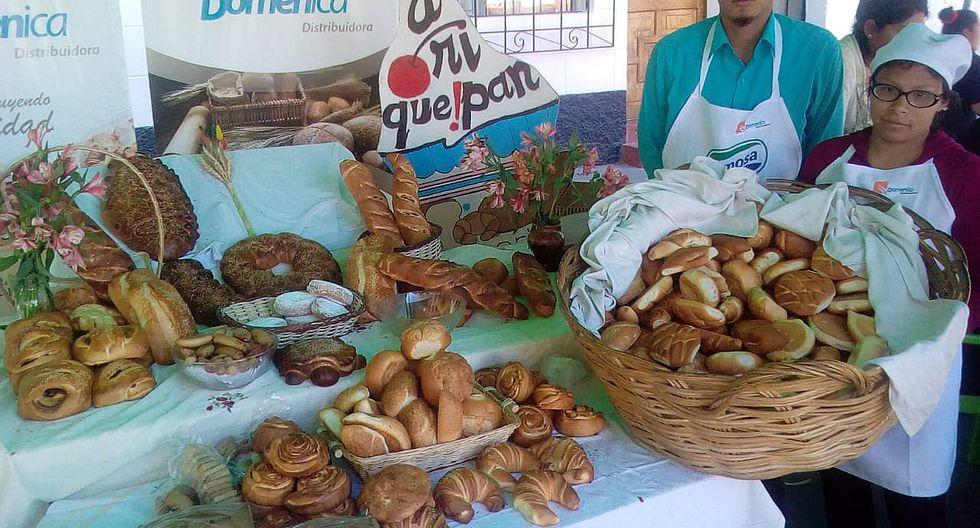 Organizan tercera feria del Pan y el Vino en Cayma