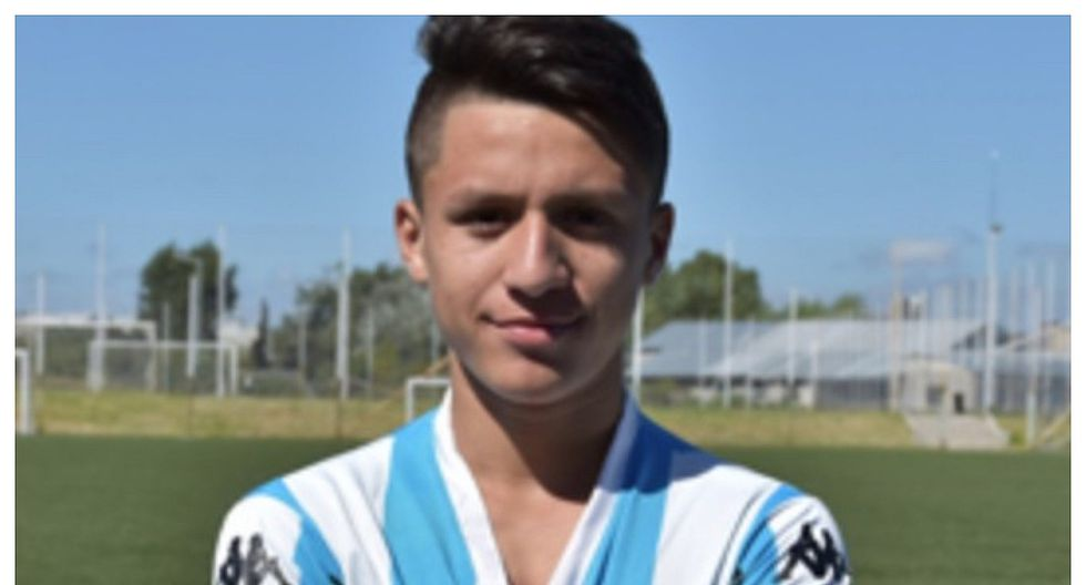 Selección peruana convocó a juvenil que destaca en Racing de Argentina
