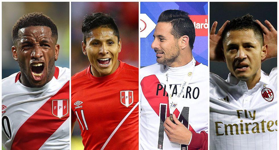 ¿Qué delantero peruano puede reemplazar a Paolo Guerrero en el Mundial?
