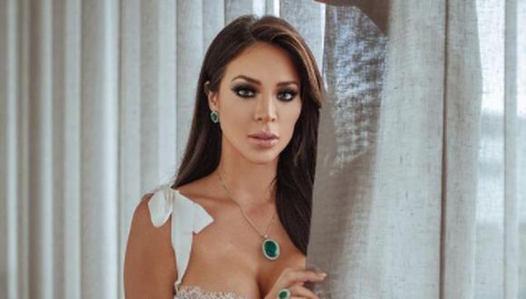 En el año 2019, la modelo chiclayana abrió su spa, que a los pocos meses estuvo en el ojo de la tormenta tras ser acusada de copiar fotos de otros salón. El negocio cerró antes de cumplir el año (Foto: Sheyla Rojas / Instagram)