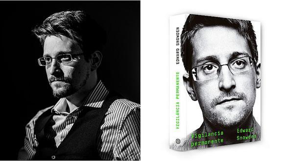 """Publicarán a nivel mundial """"Vigilancia Permanente"""" de Edward Snowden"""