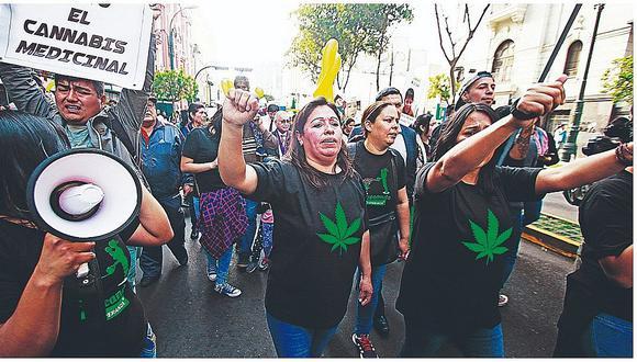 Convocan a marcha para exigir que se reglamente ley del cannabis medicinal