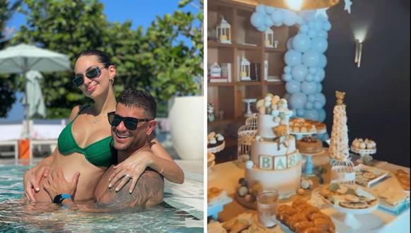 Natalie Vértiz y Yaco Eskenazi se muestran más felices que nunca por la llegada de s segundo hijo. (Foto: Instagram @msperu).