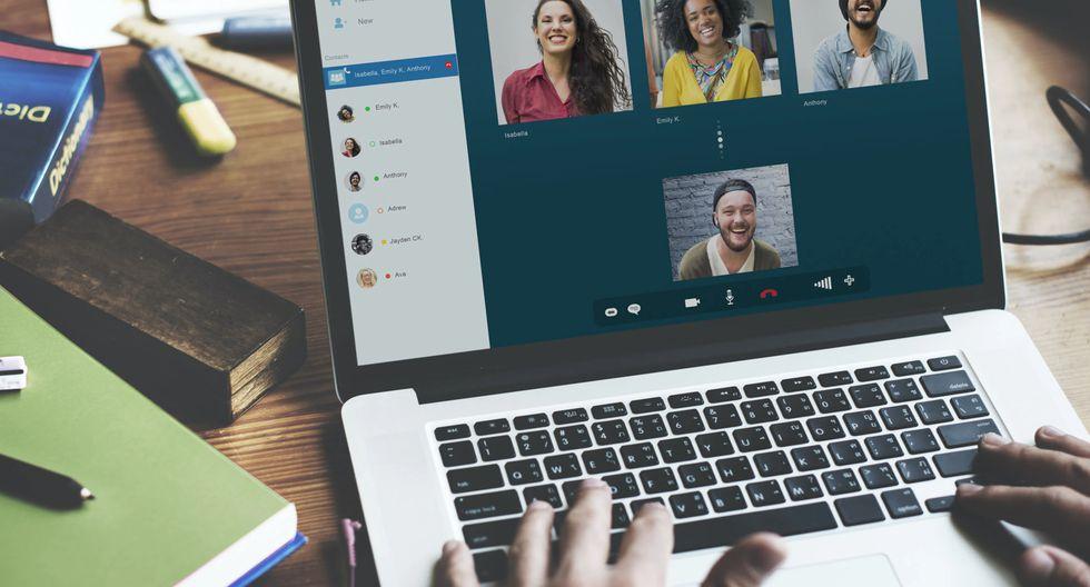 Más empresas están usando la modalidad de videoconferencia ...