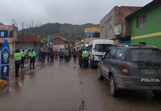 Empresas de transporte brindan servicio sin autorización en Azángaro