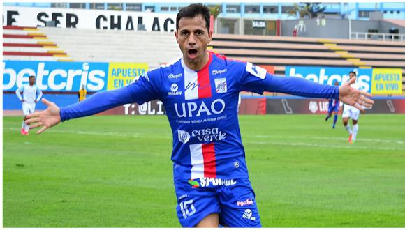 Mannucci se impuso por 1 a 0 a Deportivo Llacuabamba por la Liga 1