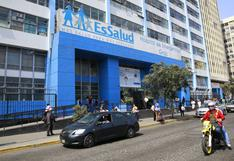 EsSalud plantea ahorrar S/ 300 millones anuales con centralización de compra de medicamentos
