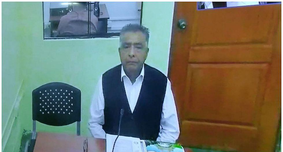 Juez absuelve a exalcalde David Cornejo de acusación fiscal