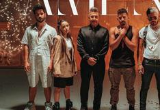Ricardo Montaner y su familia se alistan para su propio reality desde Miami